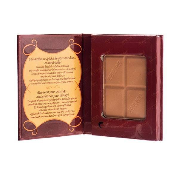 delice de poudre bronzing powder Bourjois 2 - پودر برنزه کننده بورژوا شماره 51