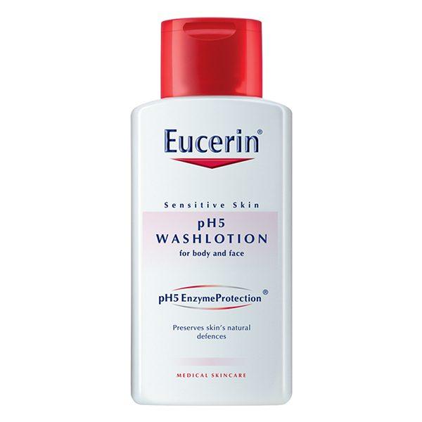 ph5 wash lotion Eucerin 600x600 - لوسیون شوینده PH5 اوسرین