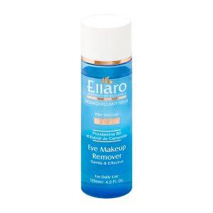 eye make up remover Ellaro 300x300 - پاک کننده ملایم آرایش چشم دو فاز الارو