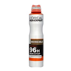 men expert invincible Spray Loreal 300x300 - اسپری ضد تعریق مردانه Invincible لورآل