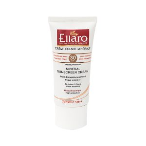 sunscreen cream mineral Ellaro 300x300 - کرم ضد آفتاب مینرال الارو