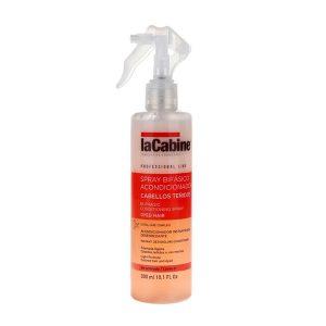dyed hair bi phases hair conditioner Lacabine min 300x300 - اسپری دو فاز ترمیم کننده لاکابین