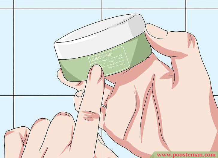 Apply a Hair Mask Step 1 - آموزش تصویری استفاده از ماسک مو