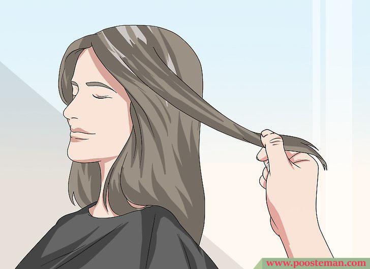 Apply a Hair Mask Step 4 - آموزش تصویری استفاده از ماسک مو