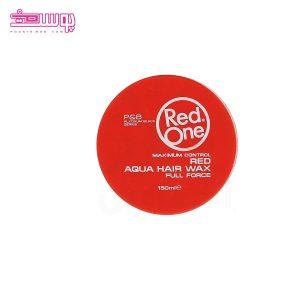 واکس مو قرمز ردوان مدل فول فورس حجم 150ml