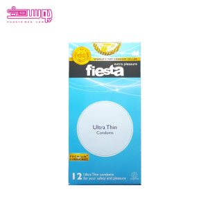 کاندوم نازک فیستا مدل Ultra Thin