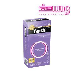 کاندوم نهایت لذت فیستا مدل Full Pleasure