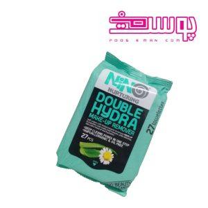 دستمال مرطوب نینو Double Hydra