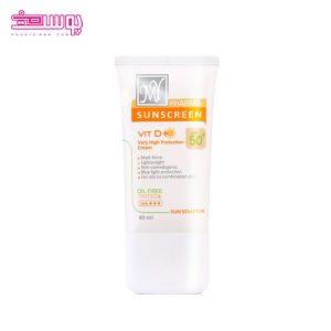 ضد آفتاب رنگی مای SPF50 (مناسب انواع پوست)
