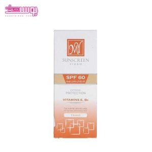 ضد آفتاب رنگی مای SPF60