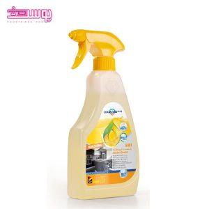 اسپری پاک کننده آشپزخانه دیاموند پلاس کد K401