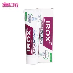 خمیر دندان ملایم ایروکس 100g