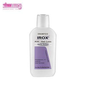 شامپو سیر ایروکس مناسب موهای خشک و معمولی