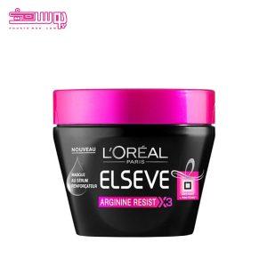 ماسک مو تقویت کننده لورآل مدل Elseve حجم 300ml