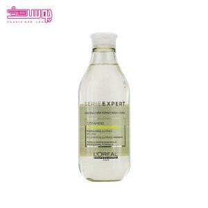 شامپو Pure Resource شامپو پیور ریسورس لورآل مناسب موهای چرب