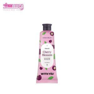 کرم دست شکوفه گیلاس ویت یو