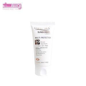 ضد آفتاب مولتی پروتکشن دکتر ژیلا SPF50
