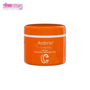 مرطوب کننده کاسه ای ویتامین c آردن